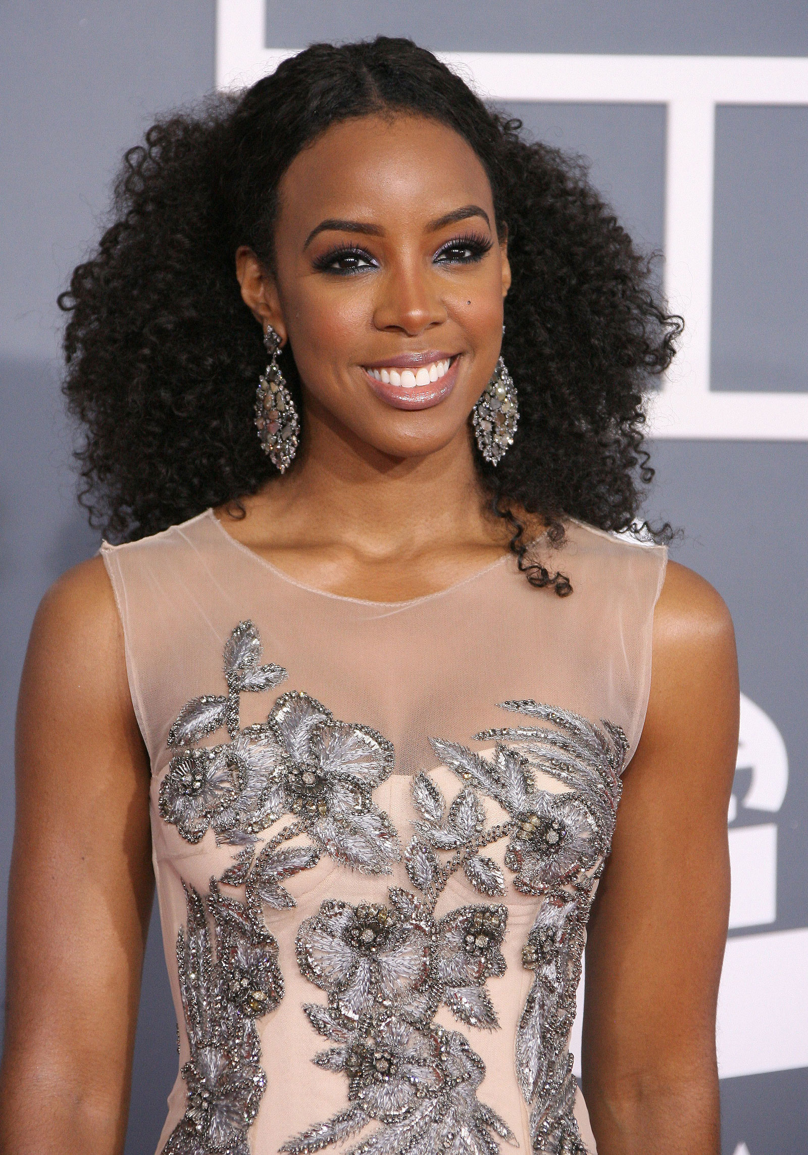 Kelly Rowland at 54th Annual Grammy Awards
